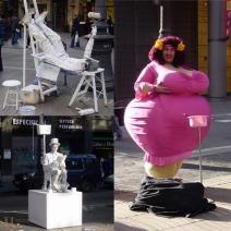 Barcelona Street Performers